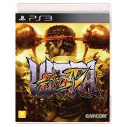 Jogo ULTRA Street Fighter IV - PS3