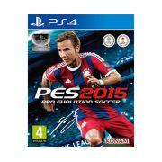 Jogo Konami PRO Evolution Soccer 2015 PS4 (322703)
