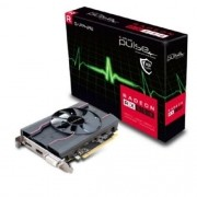 Placa de Video Sapphire Radeon Pulse RX 550 4GB DDR5 - 11268-01-20G