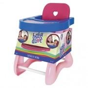 Cadeirao de Papinha BABY Alive Cotiplas 2111