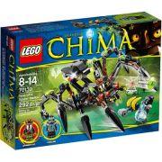 Lego ARANHA Cacadora de Sparratus 70130