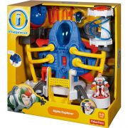 Imaginext Estacao Espacial Mattel CBH74 052666