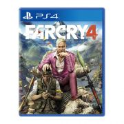 Jogo PS4 FAR CRY 4