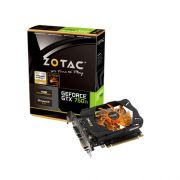 Placa de Video Geforce Zotac GTX750TI 1GB DDR5 128 BITS