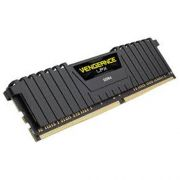 Memoria Corsair 16GB (4X4GB) DDR4 2400MHZ Vengeance LPX BLACK CMK16GX4M4A2400C14