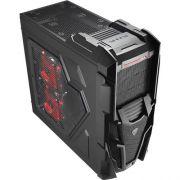 Gabinete Aerocool Mechatron BLACK Window Edition