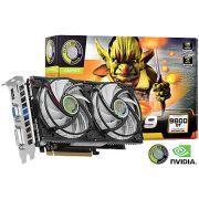 Placa de Video Point OF View Geforce 9800 GT LOW Power R-VGA150913G-2 1GB GDDR3 DVI/HDMI/VGA 256 BIT