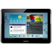Tablet Samsung Galaxy TAB2 10.1 16GB WI-FI Prata 10.1IN Camera 3.2MP Frontal VGA (GT-P5110TSMZTO)