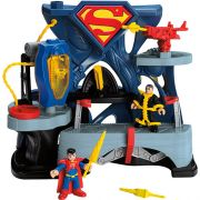 Imaginext Fortaleza do Superman Mattel X7675 050566