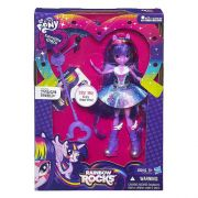 Boneca MY Little PONY Equestria GIRL Rainbow ROCKS Twilight Sparkle Hasbro A6683 9413
