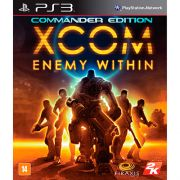 X-COM ENEMY Within - PS3