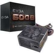 Fonte de ATX EVGA 600B 100-B1-0600-KR 600W Bronze
