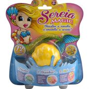 Concha Sereia DTC 3351 Amarelo