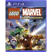 Jogo Warner Lego Marvel PS4 (WG3297AN)