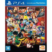 Jogo J-STAR Victory VS para PS4 Bandai Namco