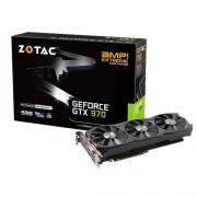 Placa de Video Zotac Geforce GTX 970 AMP EXT 4GB DDR5 256BITS ZT-90107-10P