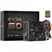 Fonte de ATX EVGA 600B 100-B1-0600-KR 600W Bronze INT