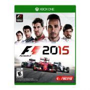 Jogo Formula 1 2015 - Xone