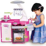 Cozinha Classic com Fogao Pia Armario Cotiplas 1601