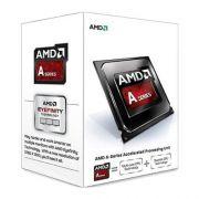 Processador AMD A4 6300 Dual Core 1MB 3.7GHZ (MAX Turbo 3.9GHZ ) FM2 AD6300OKHLBOX