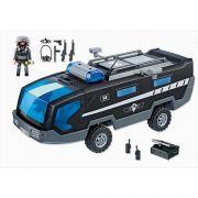 Playmobil Comando de Unidade Tatica da Polica SUNNY 5564 1045