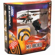 Brinquedo Helicoptero Silverlit M.I ARCHER DTC 3217