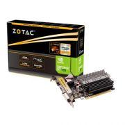Placa de Video Zotac GT 730 Zone Edition LP 1GB DDR3  64 BITS ZT-71114-20L
