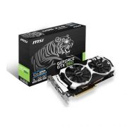 Placa de Video MSI Geforce GTX 960 2GB DDR5 128BITS GTX 960 2GD5T OC