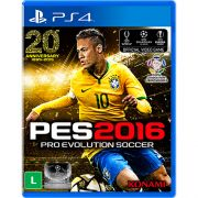 Game PRO Evolution Soccer 2016 - PS4