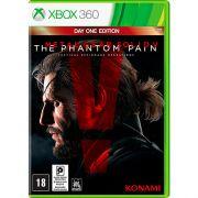 Jogo Metal Gear Solid V: THE Phantom Pain - DAY ONE Edition - XBOX360