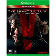 Jogo Metal Gear Solid V: THE Phantom Pain - ONE DAY Edition - XBOX ONE