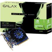 Placa de Video Nvidia Geforce GT 730 2GB GDDR3 128 BITS - 73GPF8HX3SNS