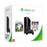 Video Game Microsoft XBOX 360 500GB + PLANTS VS Zombies Garden + Fable Anniversary (3M4-00006)