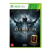 Diablo 3 Ultimate EVIL Edition - XBOX 360