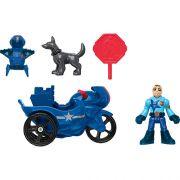 Imaginext CITY Cicle e DOG Mattel CJM55 056821