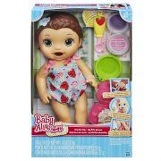 Boneca BABY Alive Lanchinhos Divertidos Morena Hasbro B5015 11602