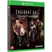 Jogo Resident EVIL Origins: Collection BR - XBOX ONE