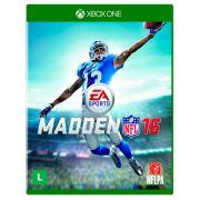 Jogo Madden NFL 16 - Xone