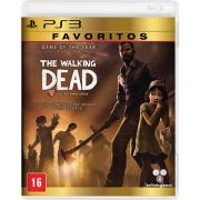 Jogo THE Walking Dead - Favoritos - PS3