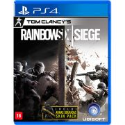 Game - TOM CLANCYS Rainbow SIX: Siege - PS4