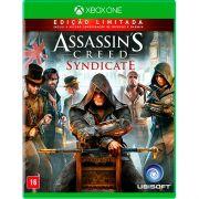 Jogo Assassins Creed: Syndicate - XBOX ONE