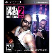 Jogo Kane & LYNCH 2 - DOG DAYS - PS3