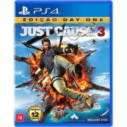 JUST Cause 3 - Edi�ao DAY ONE - PS4