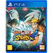 Game Naruto Shippuden: Ultimate Ninja STORM 4 - PS4