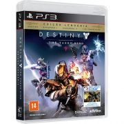 Jogo Destiny: THE Taken KING - PS3