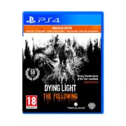 Jogo DYING LIGHT THE Following Enhanced Edition PS4