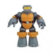 Boneco Tartarugas Ninja Figuras Mutantes Metalhead Multikids BR414