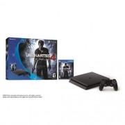 Playstation 4 SONY 500GB com Jogo Uncharted 4 Importado
