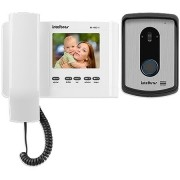 Video Porteiro IV 4010 HS Branco Intelbras 4520020