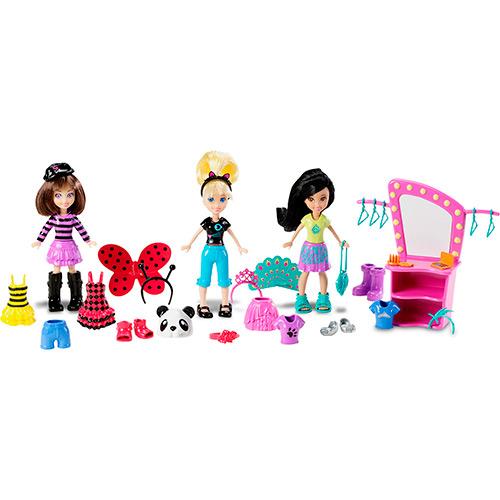POLLY Conjunto Formatura e Fantasia Mattel X0104 043507